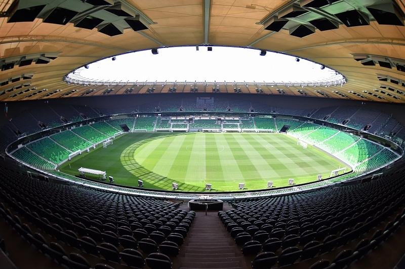 3500 болельщиков смогут посещать матчи «Краснодара»