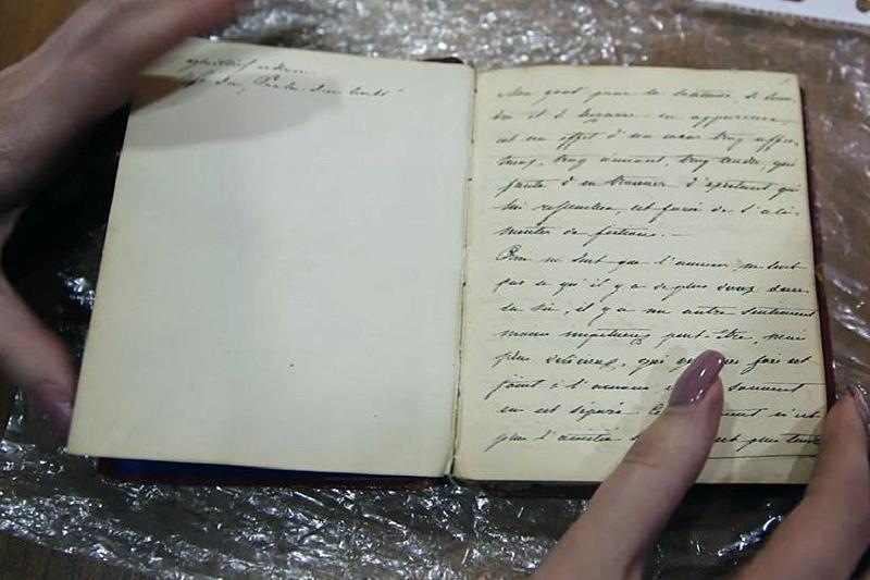 Эксперт заявила, что в украденной в Сочи рукописи Пушкина нет руки поэта