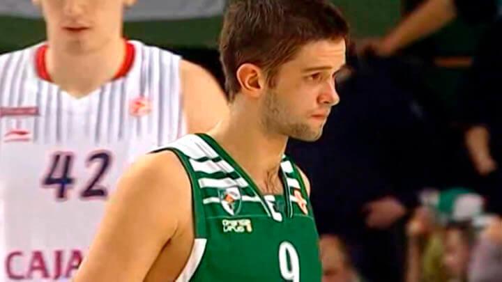 Как баскетболист Мантас Калниетис вернулся в «Локомотив-Кубань»