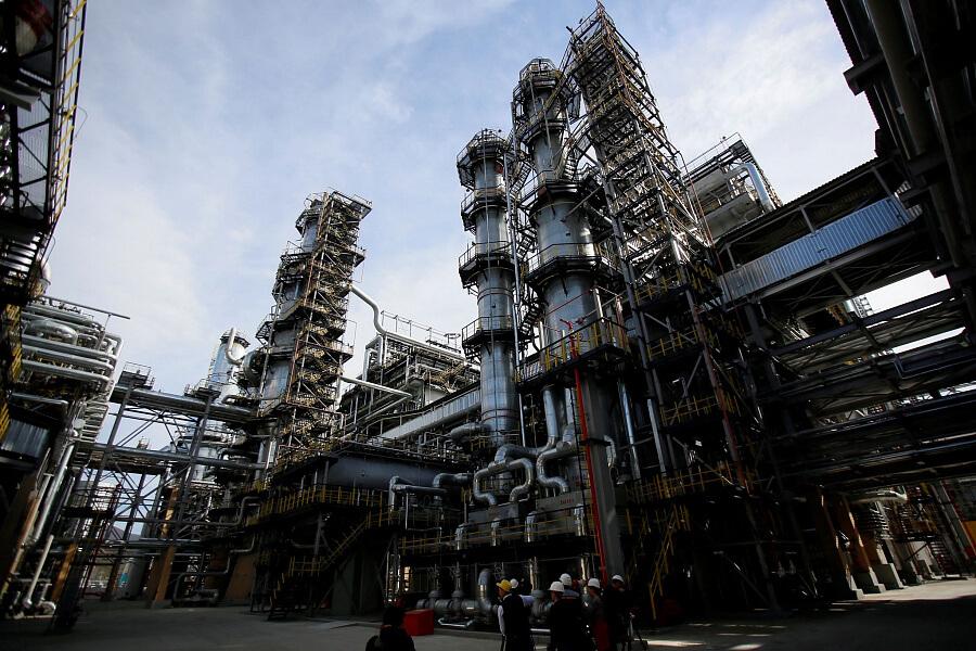 Кондратьев рассказал о ходе реализации проекта по развитию порта Тамань