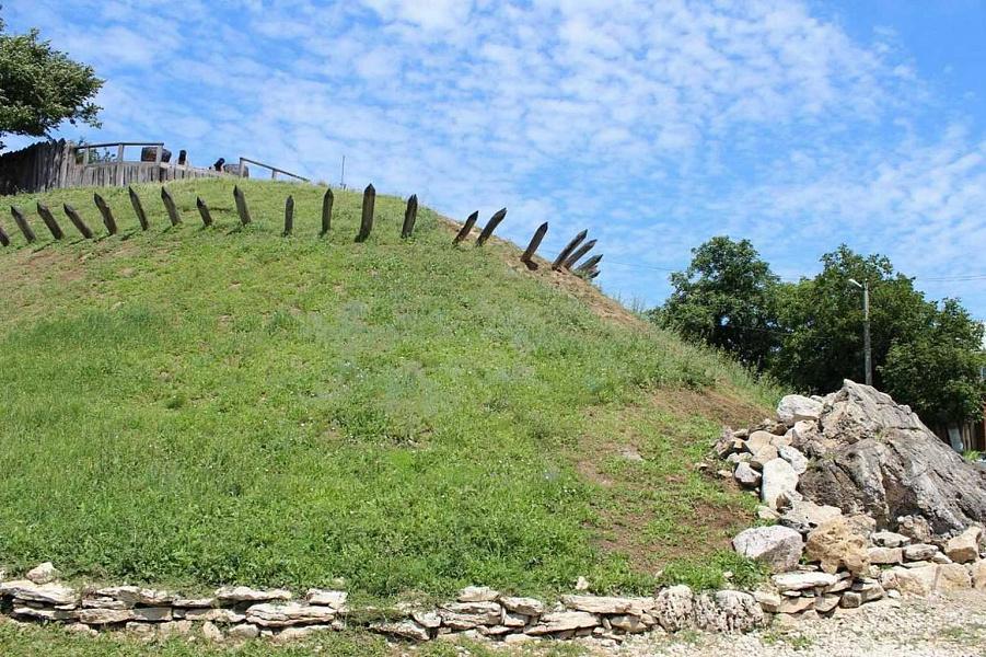 На Кубани крепость конца XVIII века получила охранный статус