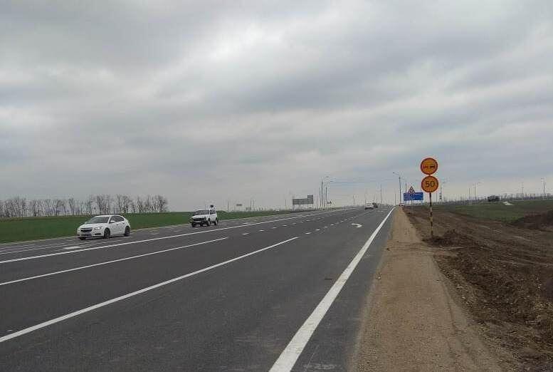 На Кубани завершили ремонт двух мостов и участка региональной дороги