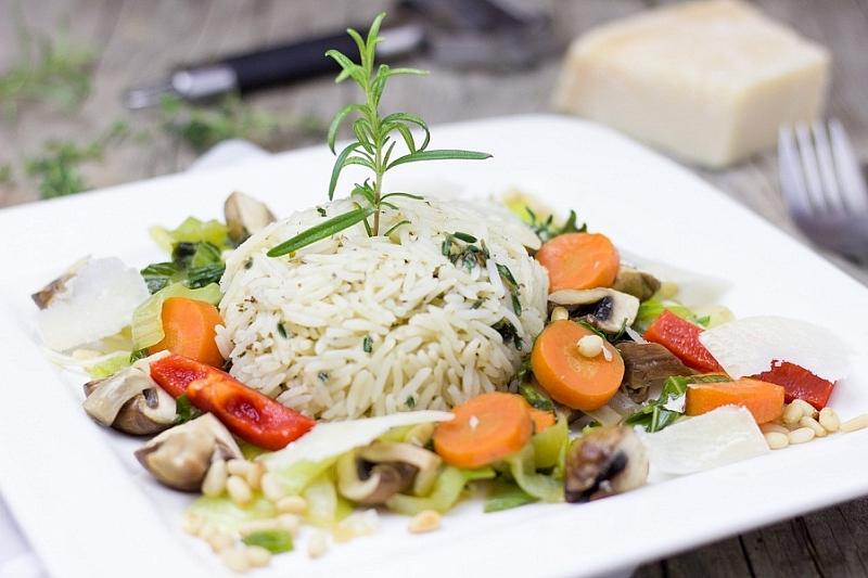 Секреты приготовления вкусного рассыпчатого риса
