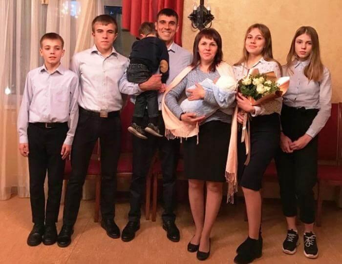 Семья Прозоровых из Анапы примет участие во всероссийском конкурсе