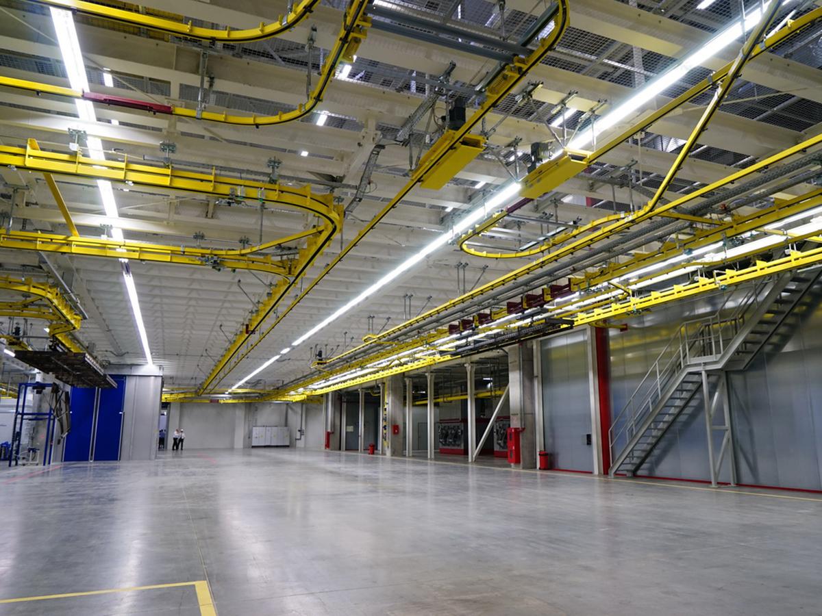 В Краснодаре в июне стартует строительство масштабного промышленного парка