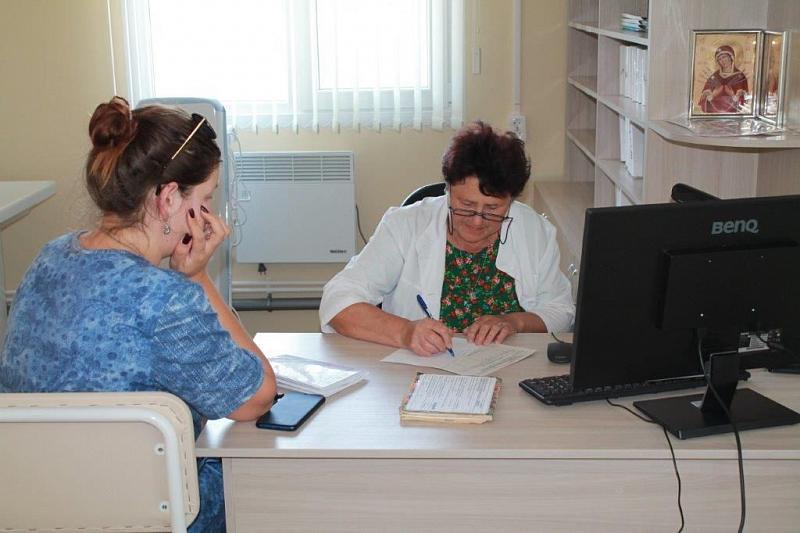 В Краснодарском крае откроют новый фельдшерско-акушерский пункт
