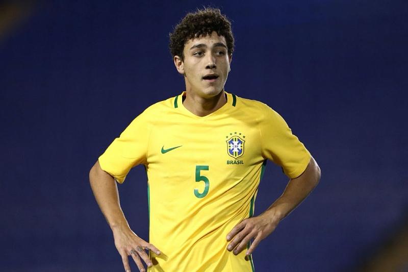 ФК «Краснодар» интересуется бразильским полузащитником Бобсином