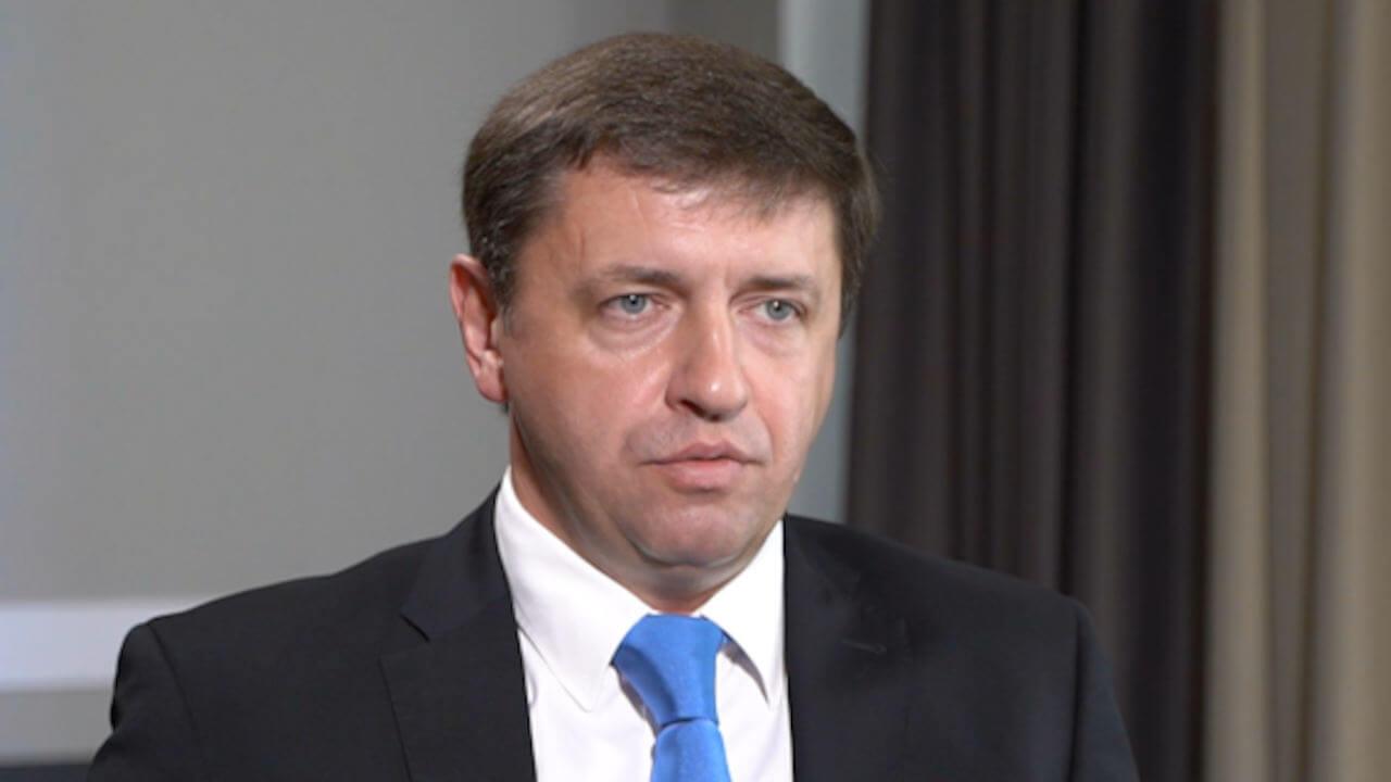 Интервью с руководителем департамента потребсферы региона Романом Куринным