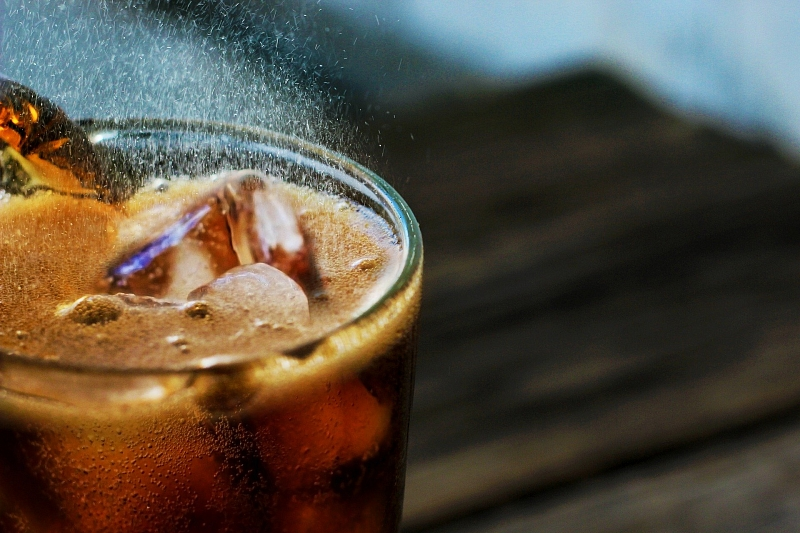 Семь причин, даже в жару отказать себе в бутылочке диетической колы