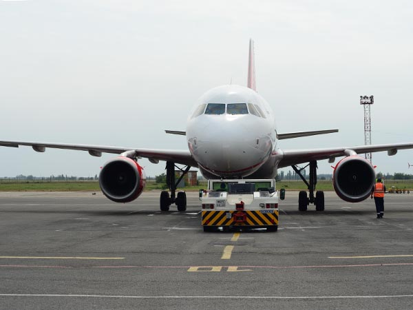 В Краснодаре в аэропорту «заминировали» все самолеты