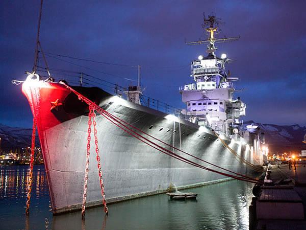 В Севастополе попросили Путина вернуть из Новороссийска крейсер «Михаил Кутузов»