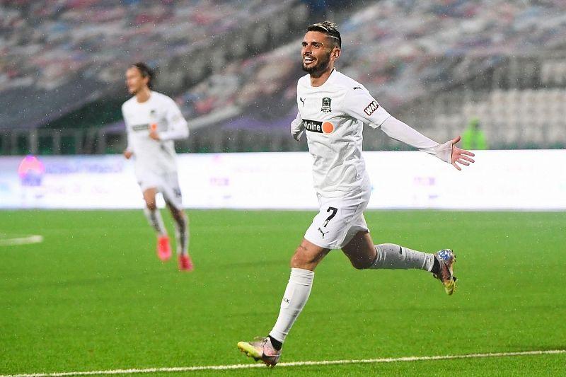 «Краснодар» начнет выступление в Лиге чемпионов с финального отборочного раунда