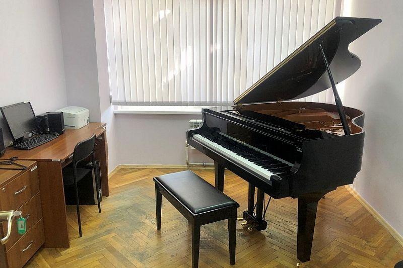 Сочинский колледж искусств получил музыкальные инструменты на 5 млн рублей