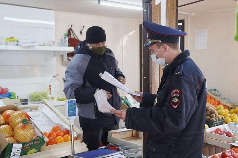 Около тысячи кафе и магазинов проверили на соблюдение ограничительных мер за неделю в Краснодаре