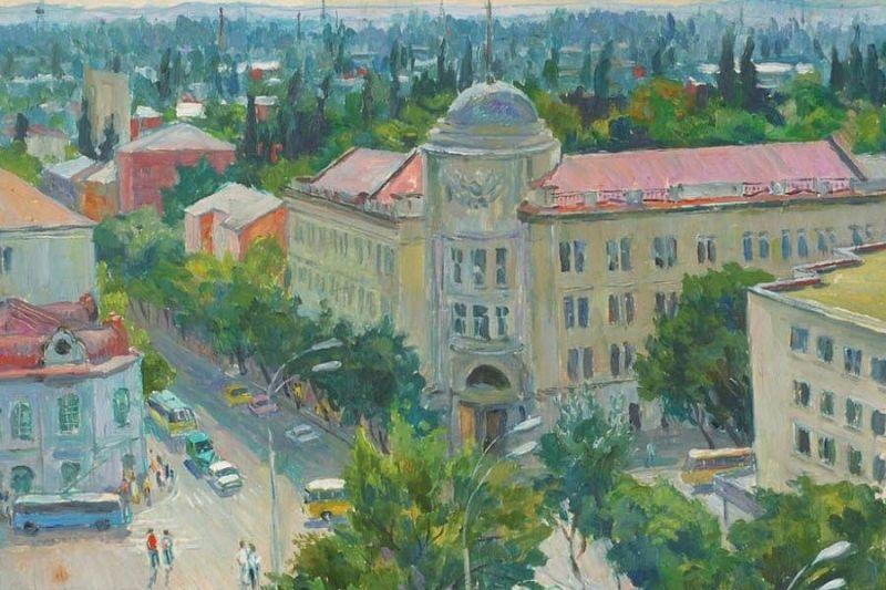 Выставка «Советский Краснодар» откроется в музее им. Коваленко