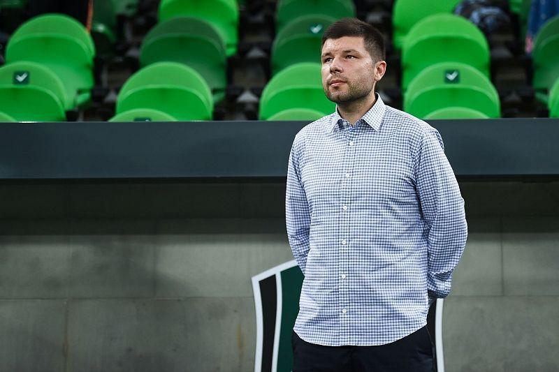 Главный тренер «Краснодара» Мусаев объяснил причину неудачных выступлений в Лиге чемпионов