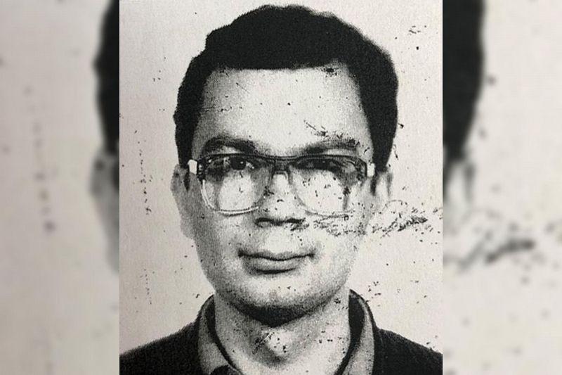 Полиция ищет пропавшего 22 года назад Владимира Ерошенко