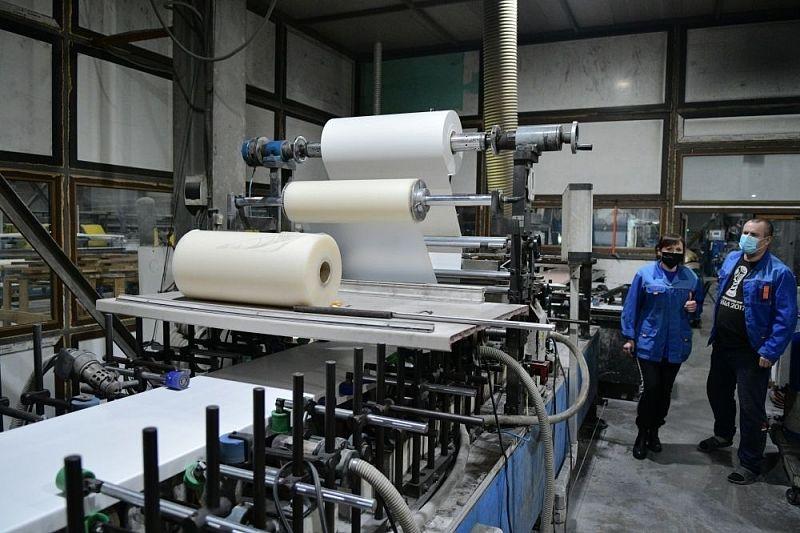 Предприятие по производству пластиковых профилей в Краснодаре готово делать продукцию из вторсырья
