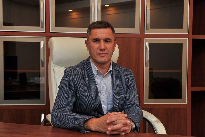 Гендиректор ПФК «Кубань» Станислав Лысенко покидает пост