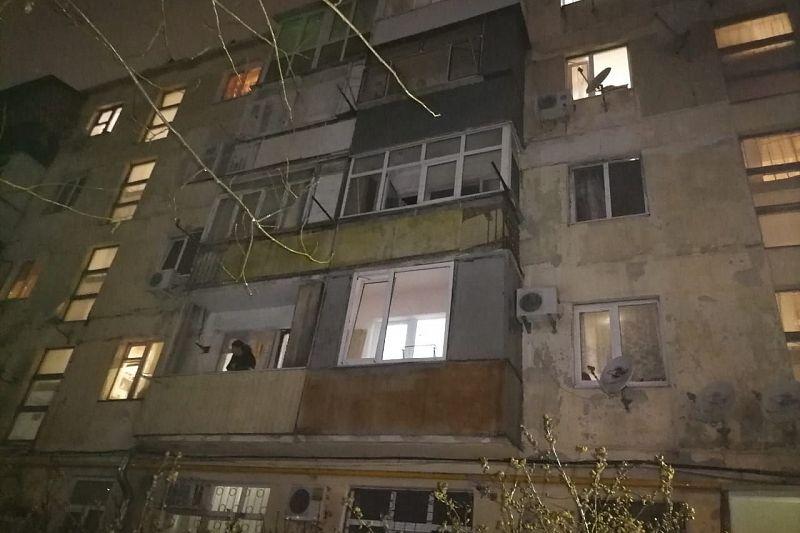 Игра детей с огнем привела к пожару в квартире пятиэтажного дома