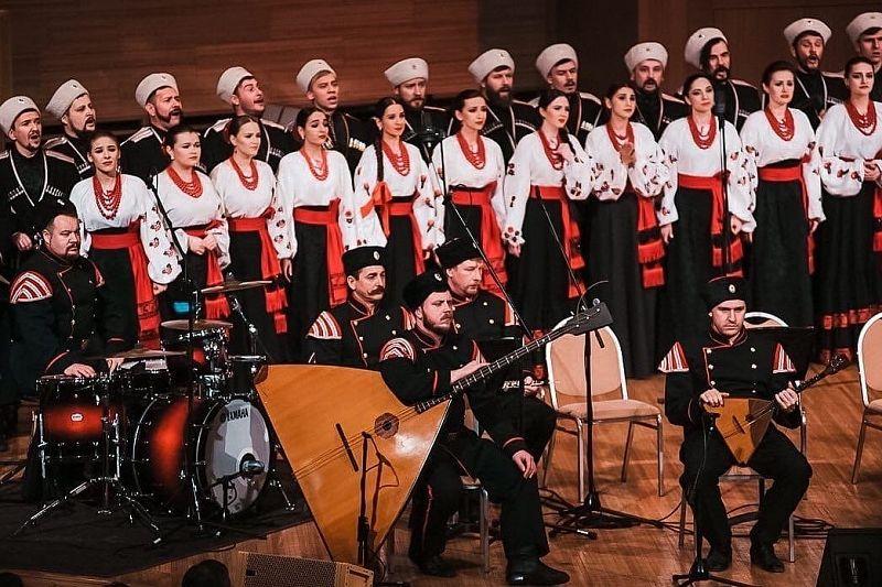 Концерты Кубанского казачьего хора возобновляются 21 января