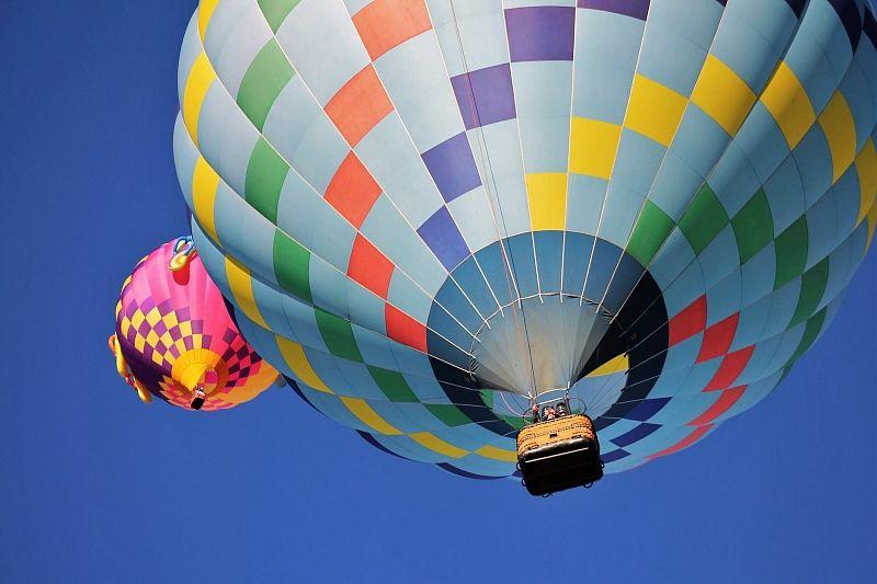 На курорте впервые пройдет фестиваль воздушных шаров