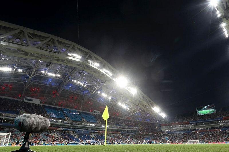 Сборная России проведет первый домашний матч в 2021 году в Сочи