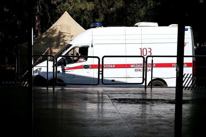 В ковидных госпиталях Краснодарского края скончались 15 пациентов