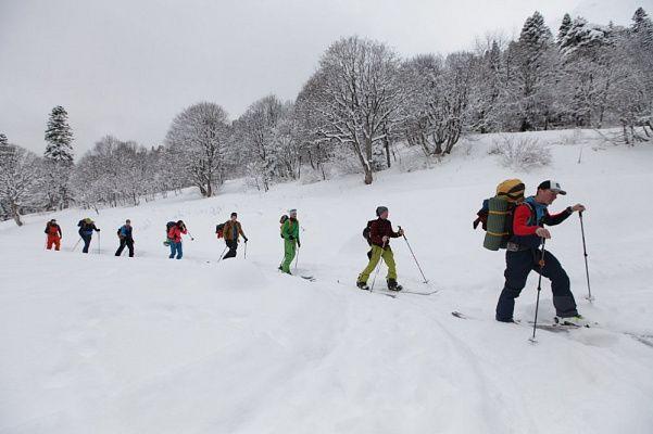 В новогодние праздники экскурсионные объекты Кавказского заповедника посетили более 20,5 тыс. человек