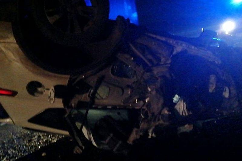 В ДТП на встречной полосе погиб водитель иномарки