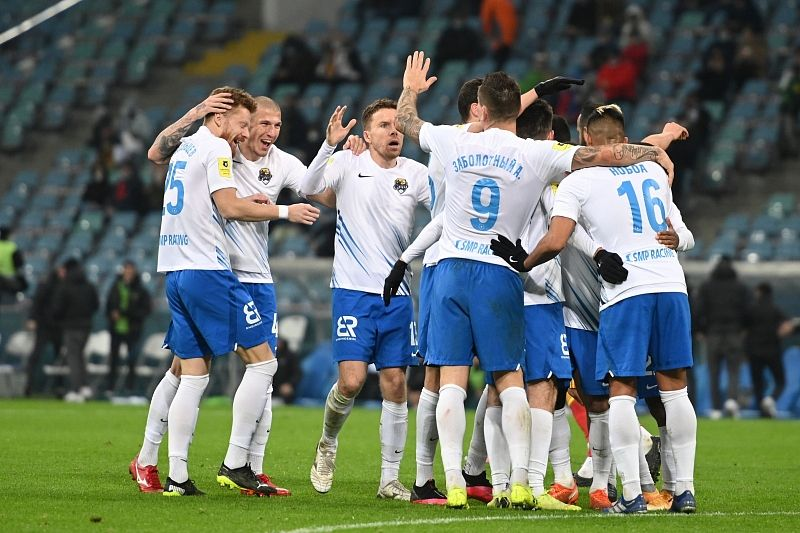 ФК «Сочи» проходит лицензирование для еврокубков