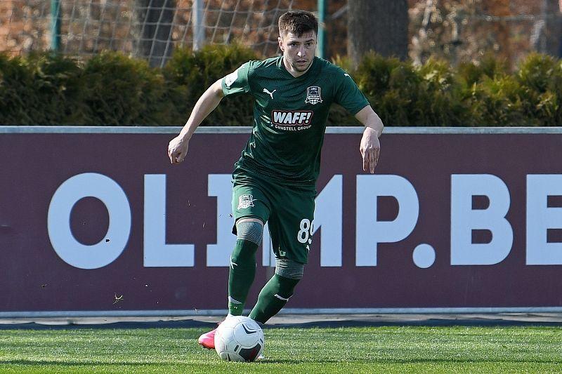 Дмитрий Стоцкий сыграет в матче между «Краснодаром» и «Арсеналом»