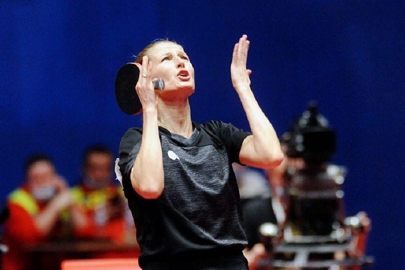 Кубанская спортсменка стала чемпионкой страны по настольному теннису