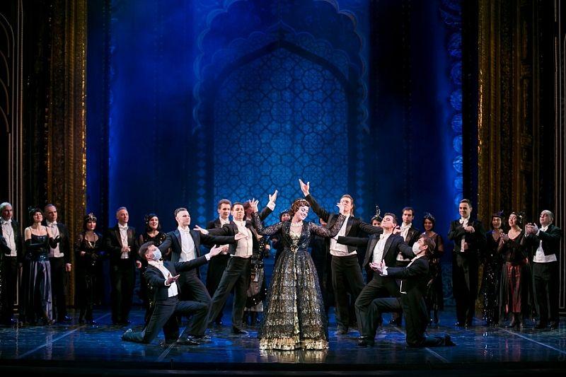 Музыкальный театр представит премьеру оперетты «О, Баядера!»