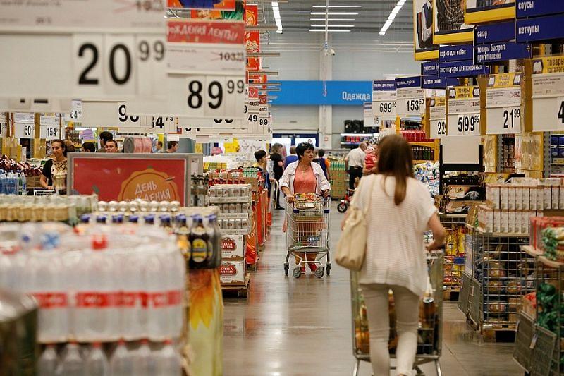 Объем инвестиций в потребительскую сферу Кубани увеличился на 15%