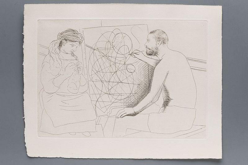 Оригиналы работ Пабло Пикассо покажут в Краснодаре
