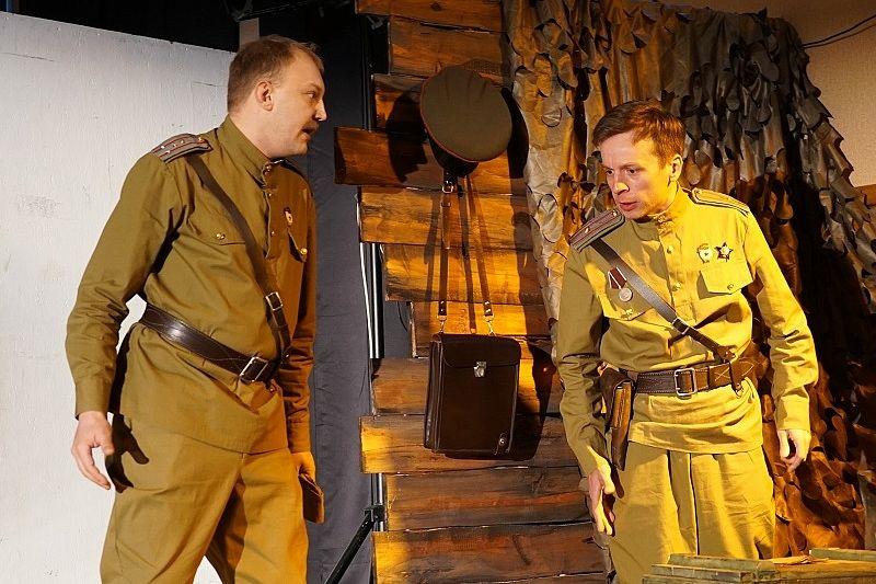 После реконструкции Краснодарский Театр Защитника Отечества откроется премьерой спектакля о войне