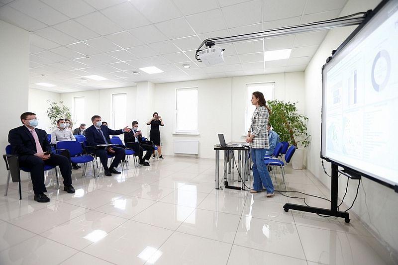 С начала года более 100 специалистов Краснодарского края обучили бережливым технологиям