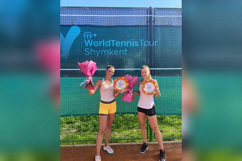 Сочинская теннисистка Екатерина Макарова победила в международном турнире