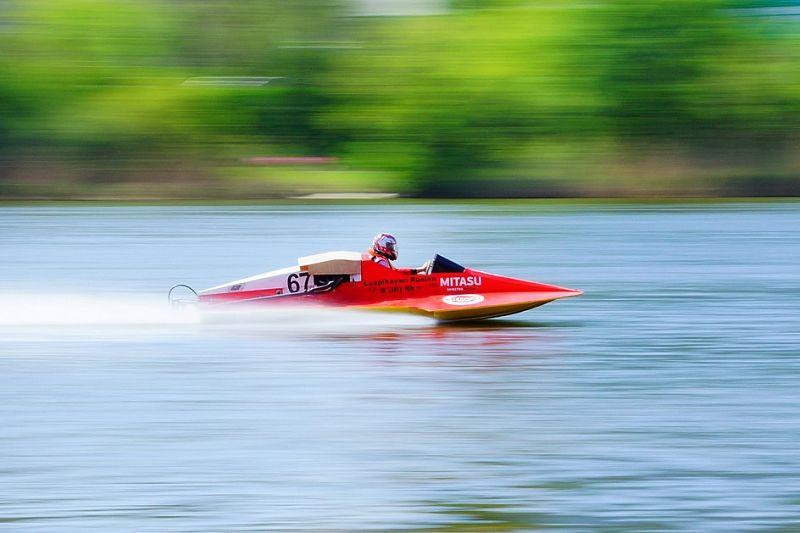 Соревнования по водно-моторному спорту пройдут в Краснодаре