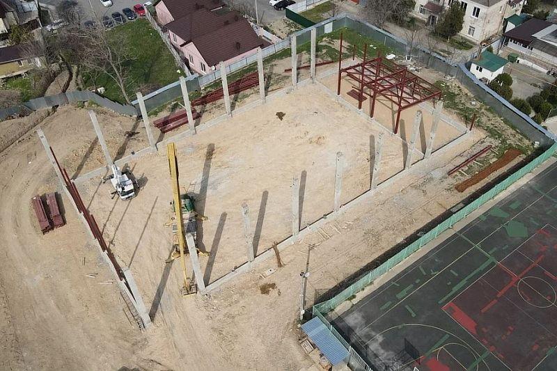Спорткомплекс для школы олимпийского резерва построят в Супсехе за 52 млн рублей