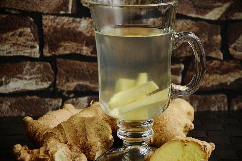 Как приготовить имбирную воду, которая помогает сжигать жировые отложения