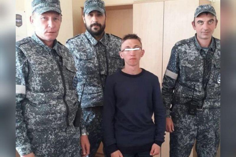 Пропавший в Крыму школьник пытался сбежать в Краснодар