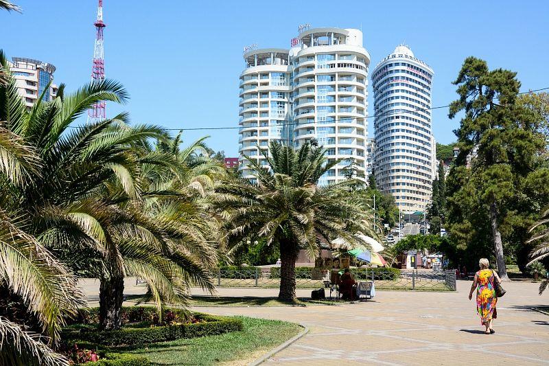 Сочи, Анапа и Геленджик вошли в топ-5 лучших курортов России для летнего отдыха