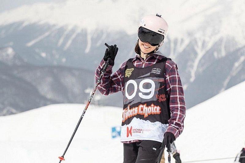 Сочинка Ксения Орлова вошла в состав сборной России по фристайлу