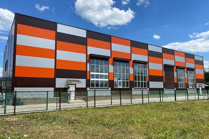 Спортивный комплекс «Победа» открыли в Приморско-Ахтарском районе