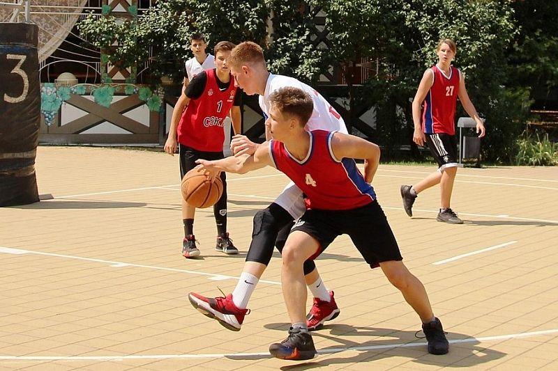 Всекубанский турнир по уличному баскетболу стартует 1 июня